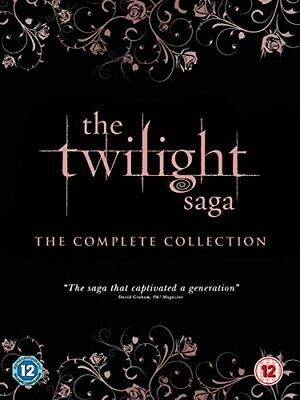 The Twilight Saga The Complete Collection [DVD]