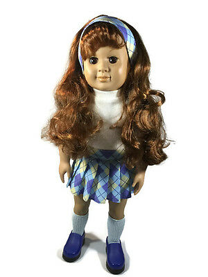 Our Generation Battat 1998 18 in Doll with School Uniform Outfit