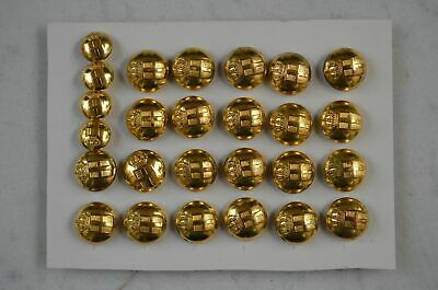 Greece - greek military (army) buttons from king 's period (1946-1973)