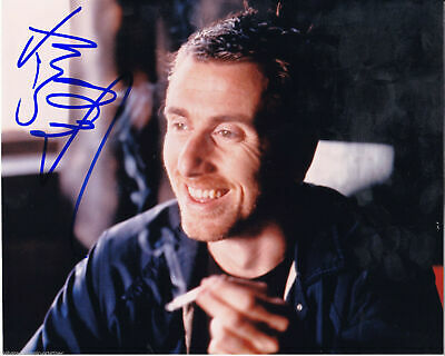 Tim Roth Autographed Signed 8X10 Color Publicity Press Photo Smoking #2