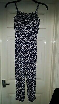 Girls bluezoo (debenhams) Jumpsuit Age 10