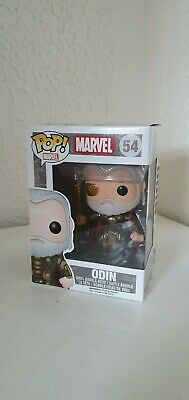 Funko Pop! Vinyl Marvel Odin Thor The Dark World #54 Vaulted With Protector