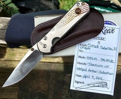 CHRIS REEVES SMALL Sebenza 2x2 Twill Carbon Fiber Scale (Knife NOT