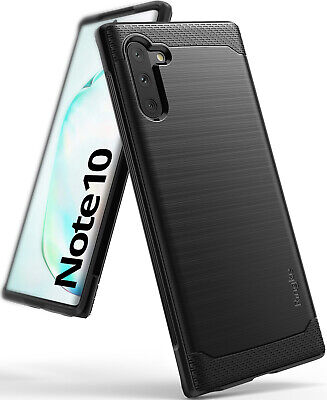 For Samsung Galaxy Note 10 Case | Ringke [ONYX] Rugged Shockproof TPU Back Cover