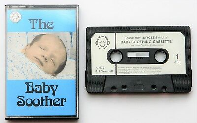 The Baby Soother Sleep Aid Cassette Rhythmic Sounds Pink Noise Rj Wannell Jaygee