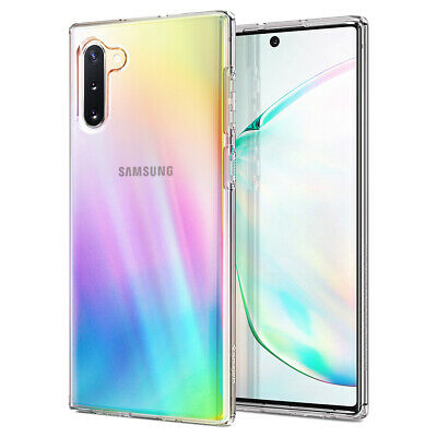 Galaxy Note 10, 10 Plus/10 Plus 5G Case | Spigen® [Liquid Crystal] Clear Cover