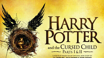 Harry Potter Cursed Child Tickets, Sat 23rd Nov, Balcony Front Row - 6 Available
