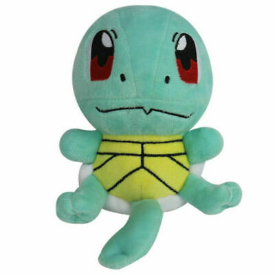 Pokemon Collectible Plush Character Soft Toy Stuffed Doll Gift 6""