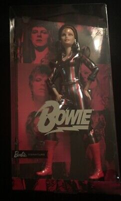 David Bowie Limited Edition Barbie Doll. New