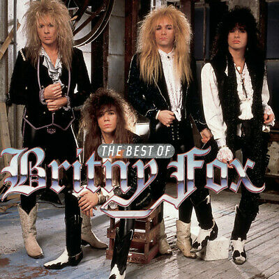 The Best of Britny Fox by Britny Fox (CD, Feb-2008, Portrait) *NEW* *FREE Ship*