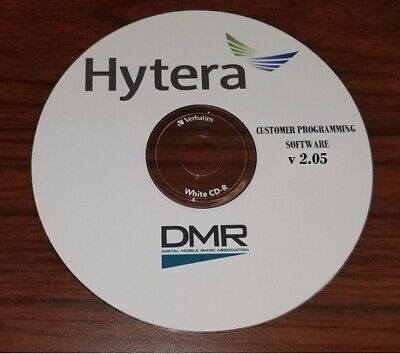 HYTERA COMPATIBLE USB Programming SOFTWARE & Cable PC38 PD702 PD782