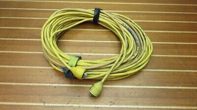 MARINCO 50' FOOT Telephone Phone Cable TV Cordset PH6599