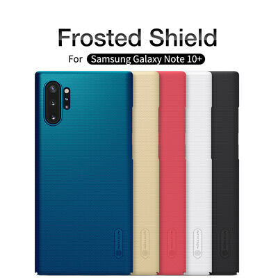 Nillkin Super Frosted Shield Slim Back Case Cover For Samsung Galaxy Note 10/10+
