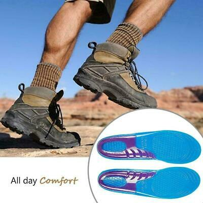 1Pc Gel Unisex Insole Orthotic Arch Sport Shoe Pad TOP Insoles Running M0F0