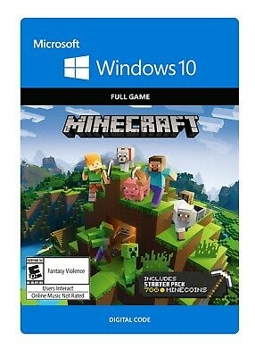 Minecraft: Windows 10 Edition (AUS STOCK)