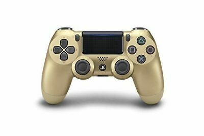 GUT Wireless Controller Sony PlayStation 4 DualShock kabellos Gamepad gold 2016
