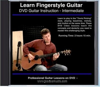 FINGERPICKING GUITAR BIBLE Acoustic Fingerstyle TAB Music