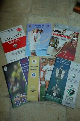 Six rugby union programmes