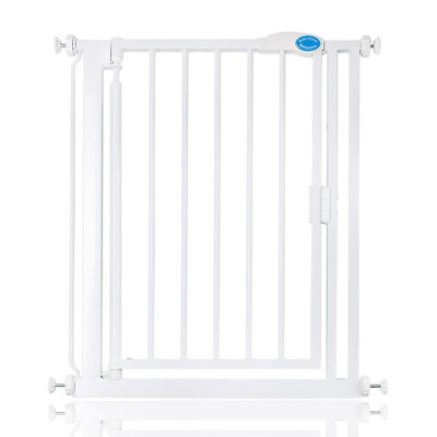 Bettacare Auto Close Stair Gate Safety Gate 68.5 to 75 cm, Narrow Size