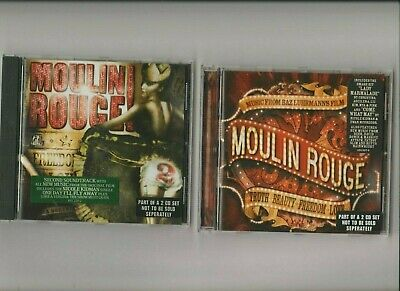 Moulin Rouge: MUSIC FROM BAZ LUHRMANN'S FILM / TWO CD Collectors Edition