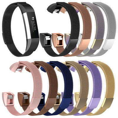 For Fitbit Ace Kids Activity Tracker Boy Girl's Metal Milanese Loop Band Strap