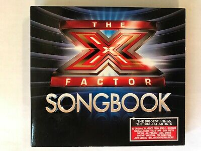 Various Artists- The X Factor Songbook (3CD ft. Adele, Buble, Sam Smith) VG BW27
