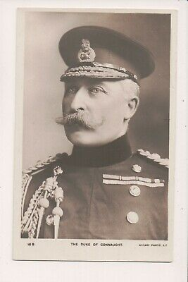 Vintage Postcard Prince Arthur, Duke of Connaught and Strathearn