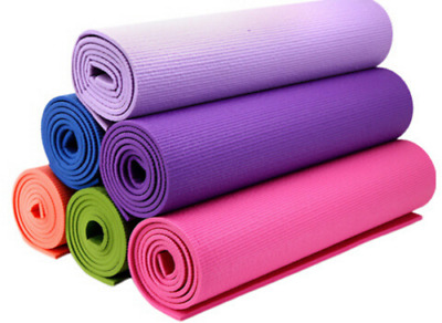 Yoga Non Slip Exercise Gym Fitness Pilates Physio Foam Camping Mat