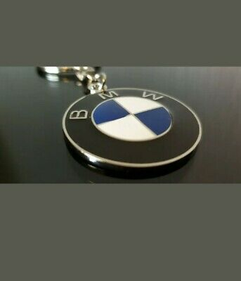 BMW Metal Beemer Logo METAL Keyring Key Chain Stylish LIMITED AVAILABLE UK