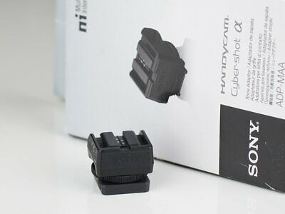 SONY Hot Shoe ADAPTER ADP-MAA genuine BOX