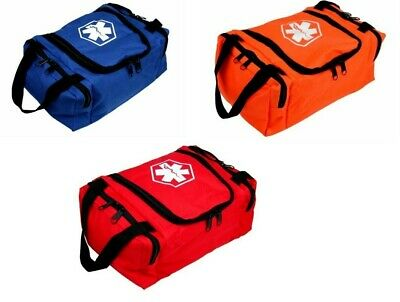 EMT First Aid Kit Medical Case Trauma Responder Emergency Medic Bag Only