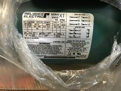 Reliance Electric, #P14X3256X, With Warranty