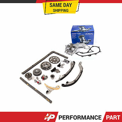 TIMING CHAIN KIT Oil Pump AISIN Water Pump Fit 05-15 Toyota