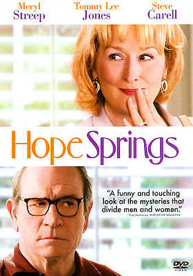 Hope Springs (DVD, Widescreen) Meryl Streep BRAND NEW SEALED