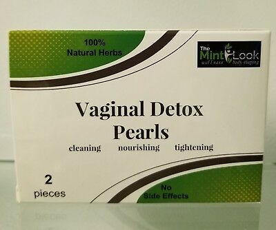 Vaginal Detox Pearls - Buy 1 Box Get 1 Free