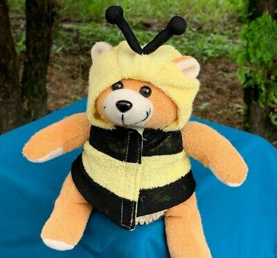 VALENTINE BUMBLE BEE Teddy Bear Plush Stuffed Toy 12
