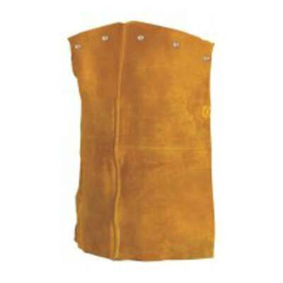 "Tillman 3120 20"" Bourbon Brown Premium Side Split Cowhide Bib"