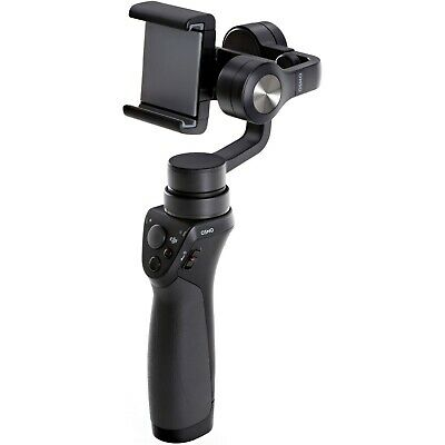 DJI OSMO Mobile Black handheld Gimbal Stabilizer with case - LIKE NEW