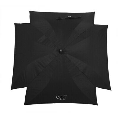 Egg Stroller Parasol UV Sun Shade Protection - Black