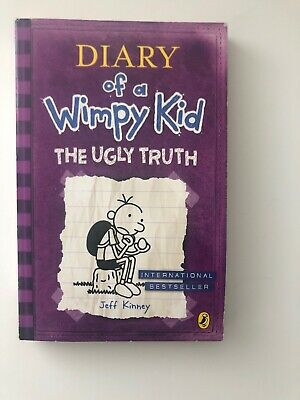 The Ugly Truth (Diary of a Wimpy Kid book 5) by Carmen McCullough, Jeff...