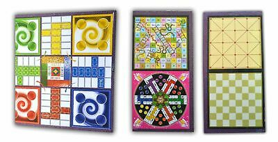 Friends & Family Game New Ludo 2-4 Players Classic/Traditional Board Snake Game