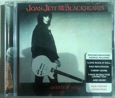 Joan Jett and the Blackhearts - Greatest Hits [New CD]