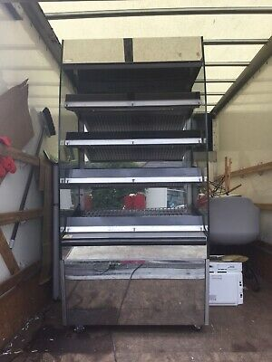 Counterline Hot Display Food To Go Display Unit Ref A