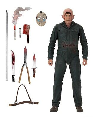 "Friday the 13th - 7"" Scale Action Figure - Ultimate Part 5 Roy Burns - NECA"