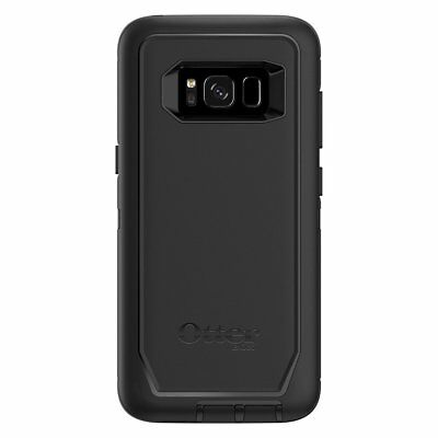 Otterbox Defender Series Case for Samsung Galaxy S8 (No Holster) - Black