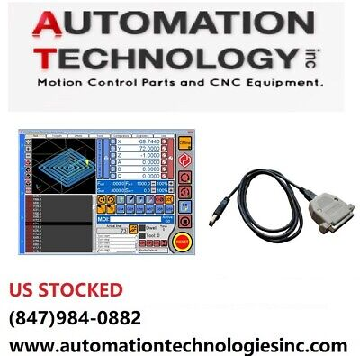 Free shipping UC100-6 Axis USB MOTION CONTROLLER with UCCNC Software License
