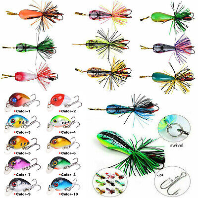 Jumping Frog Lure Topwater Lure 90mm 10g Double Strong Jump Actions U7N3 Ho U1O7