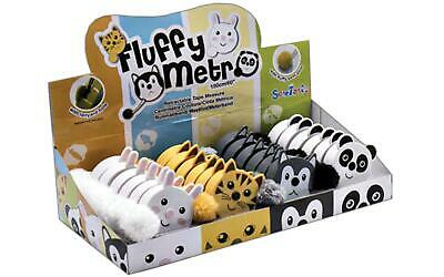 Tacony 253Metzoo4  Sew Tasty Tape Measures Fluffy Tails Pop