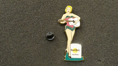 Pin's Marilyn (Marylin) Monroe, guitare