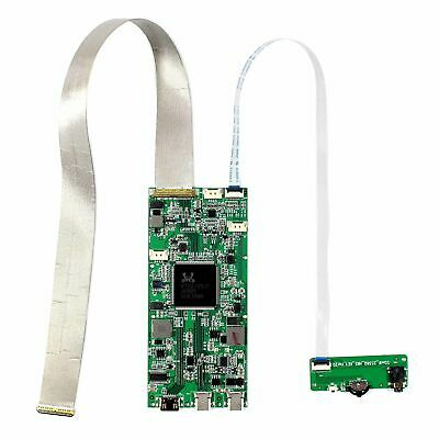 For 18.4inch LCD Screen  NV184QUM-N21 4K 2840x2160 HDMI Type C LCD Board